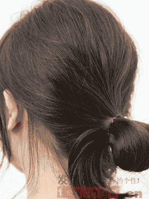 自己能编的发型及步骤 自己做发型步骤图欣赏