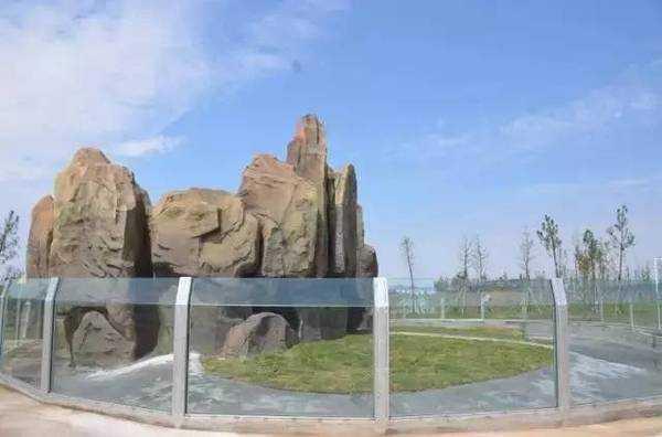 台州湾野生动物园今天正式开园!