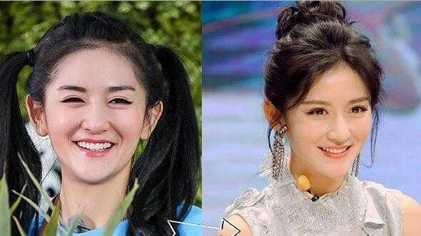 谢娜最新刘海怎么剪 林志玲,谢娜用发型逆转了颜值图片