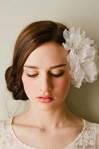 欧式复古卷发图片 欧式复古新娘发型图片 - 美发 - 图片