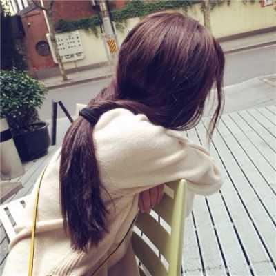 美女背影头像真实点的 长发真实气质美女头像 - 美发