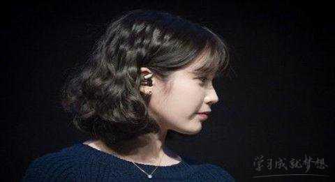 2017年韩式齐肩烫发 2017流行韩式卷发发型