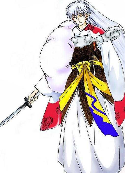 古风图片男子紫衣白发 古风白衣白发动漫男生图片