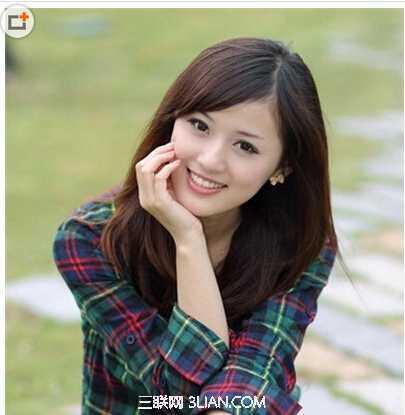斜刘海女 女生什么脸型适合斜刘海图片