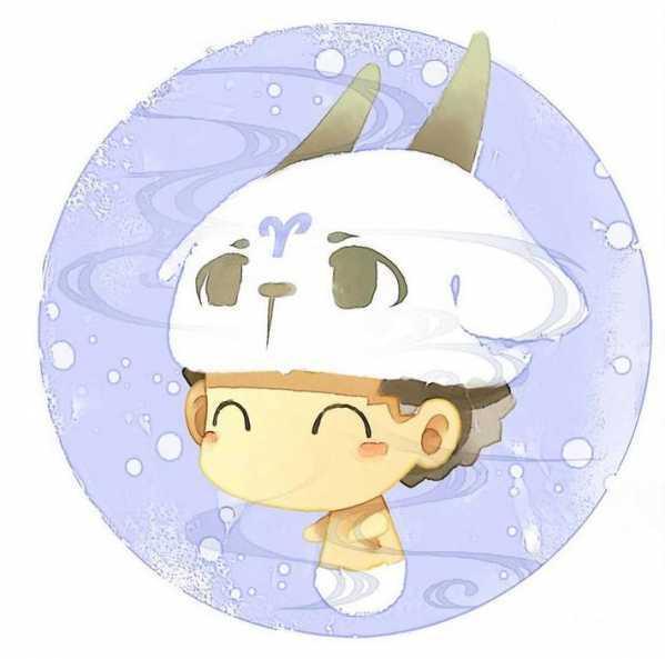白羊座动漫人物图片 白羊座卡通人物图片图片