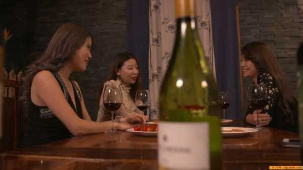 有一部韩国电影讲的是电影女主人公都是做的房地产v电影,一个靠卖身两个老哨卡在线观看图片