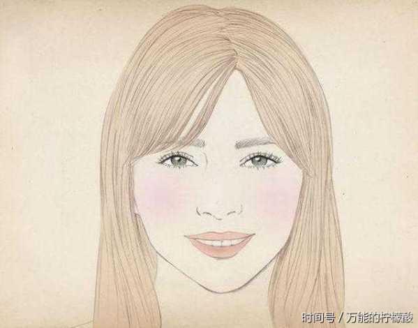大圆脸适合什么刘海 你的脸型适合剪什么刘海