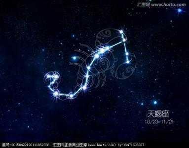 天蝎女孩的星座_天蝎星空_天蝎星座图片星座双子座美国神婆图片