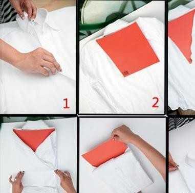 在折叠的时候,首先保证衣服是平整的,没有褶皱,然后就是是选择一个