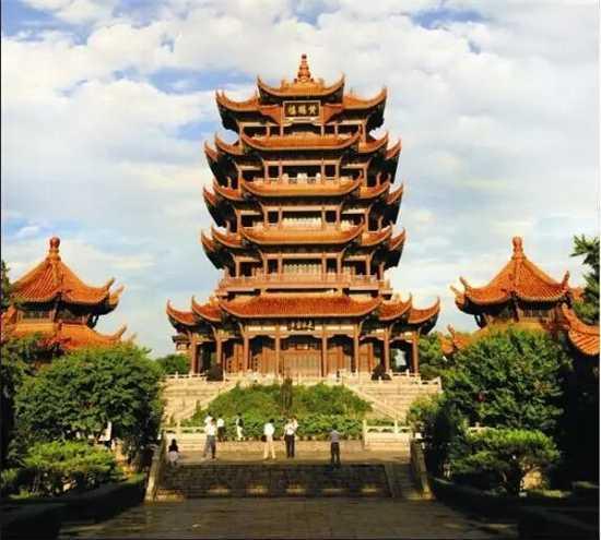 黄鹤楼公园,东湖风景区,黄陂木兰文化生态旅游区