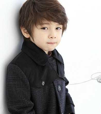 男童板寸造型发型图片 可爱帅气的小男孩发型图片大全