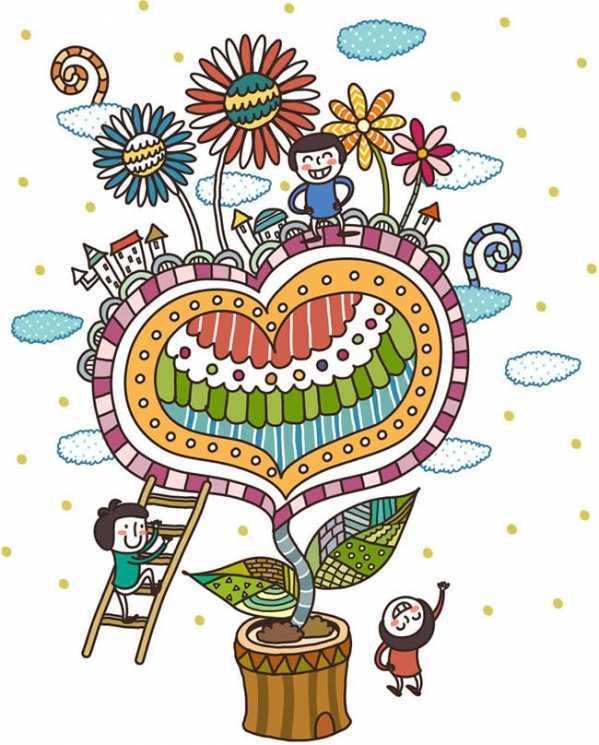插画图片,创意黑白插画手绘素材,春天手绘插画,创意手绘插画,创意黑白